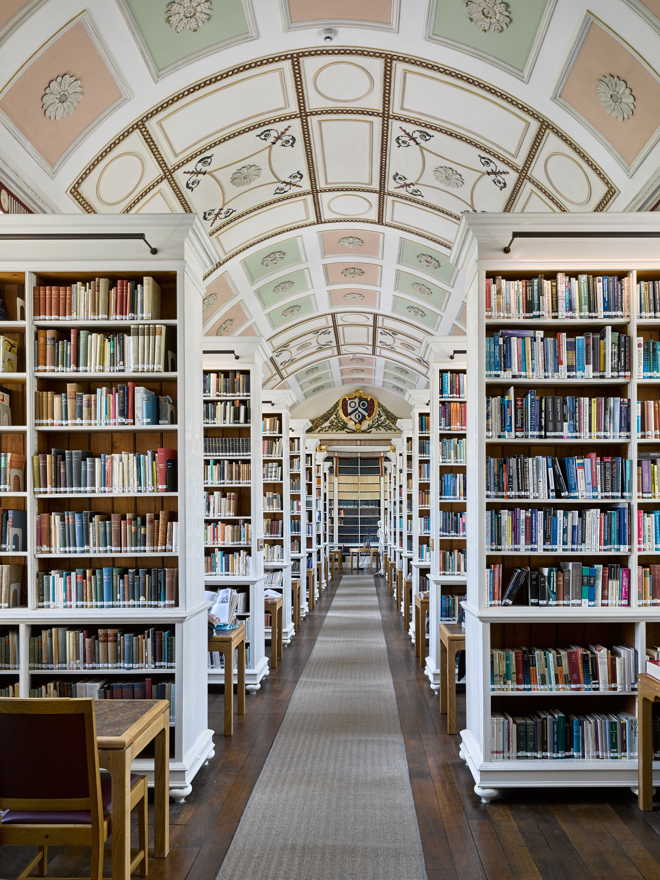 Brasenose College Library 05